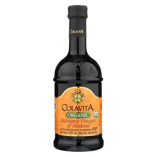 Colavita Aged Balsamic Vinegar - Case of 1 - 17 fl oz.