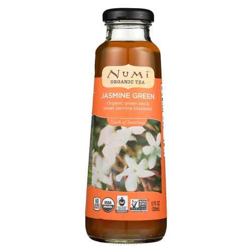 Numi Tea Tea - Organic - Jasmine Green - Case of 12 - 12 fl oz