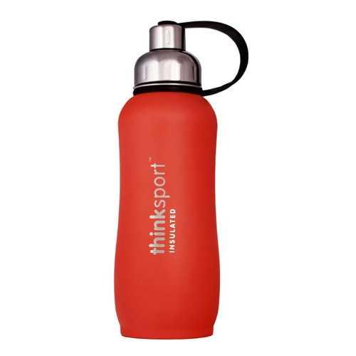 Thinksport  25oz (750ml) Insulated Sports Bottle - Orange