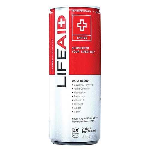 Lifeaid Beverage Company Lifeaid - Case of 12 - 12 fl oz