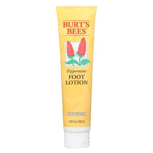 Burts Bees Foot Lotion - Peppermint - 3.4 fl oz