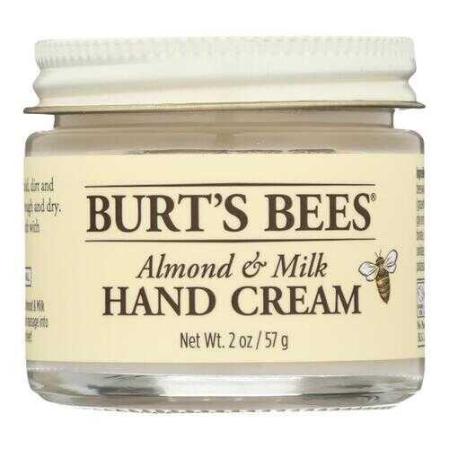 Burts Bees - Hand Cream - Almond & Milk - 2 oz
