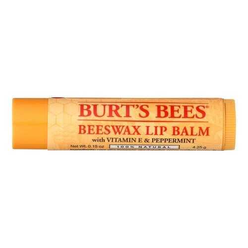 Burts Bees Lip Balm - Beeswax - Tube - 36 count
