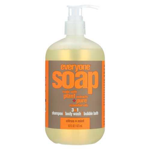 Everyone Soap - 3 In 1 - Citrus - Mint - 16 fl oz
