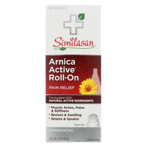 Similasan Arnica Active Roll-On - 2.5 fl oz