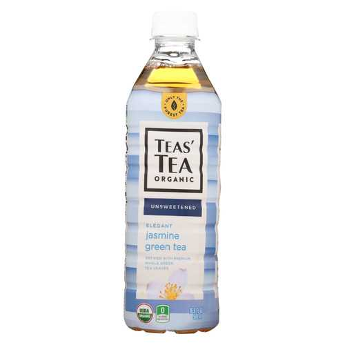 Itoen Tea - Organic - Jasmine - Green - Bottle - Case of 12 - 16.9 fl oz