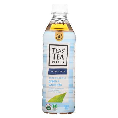 Itoen Tea - Organic - Green - White - Bottle - Case of 12 - 16.9 fl oz