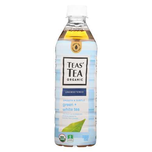 Itoen Tea - Organic - Green - White - Bottle - Case of 12 - 16.9 fl oz