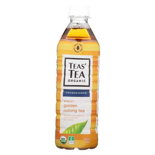 Itoen Tea - Organic - Golden - Oolong - Bottle - Case of 12 - 16.9 fl oz