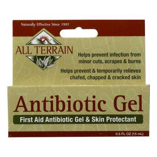 All Terrain - Antibiotic Gel - .5 fl oz.