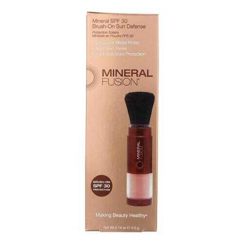 Mineral Fusion - Mineral Brush-On Sun Defense - SPF 30 - 0.14 oz.