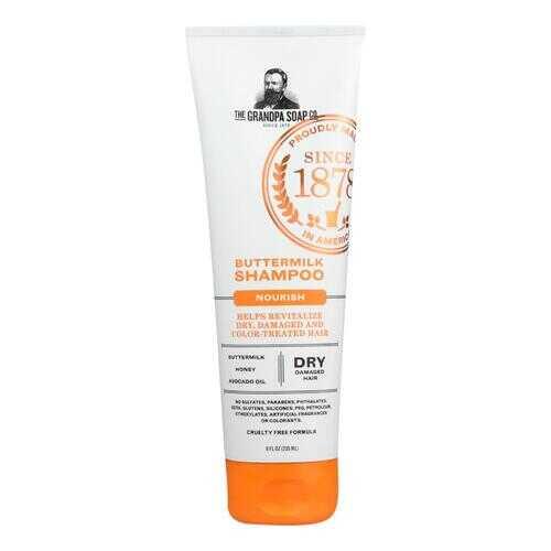 Grandpa Soap Shampoo - Buttermilk - 8 fl oz