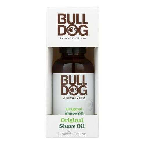Bulldog Natural Skincare Shave Oil - Original - 1 fl oz