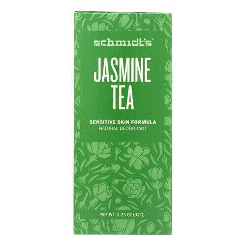 Schmidt's Natural Deodorant Stick - Jasmine Tea - 3.25 OZ