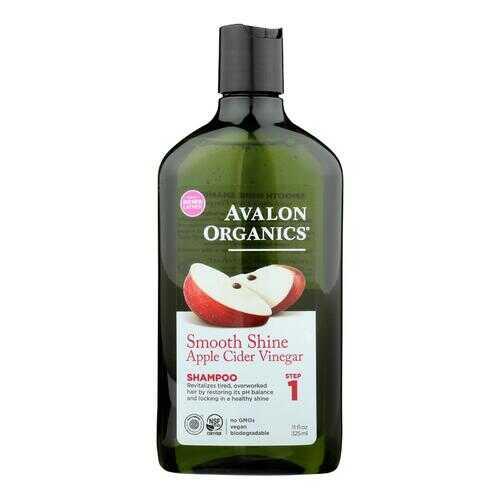Avalon Shampoo - Smooth Skin - Apple Cider Vinegar - 11 fl oz