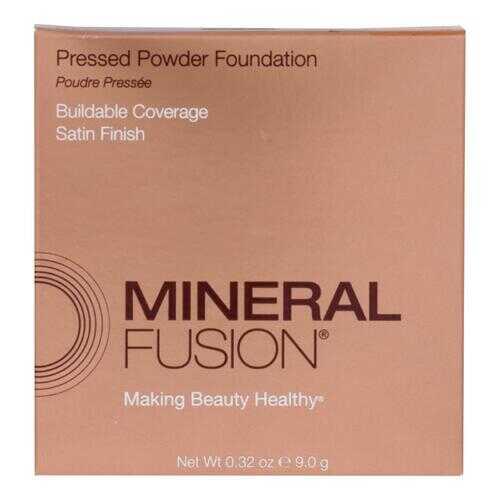 Mineral Fusion - Pressed Powder Foundation - Deep 1 - 0.32 oz.