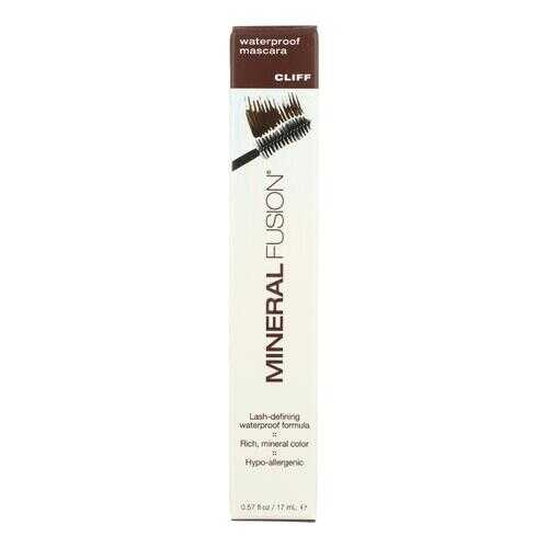 Mineral Fusion - Mascara - Waterproofm Cliff - 0.57 oz.