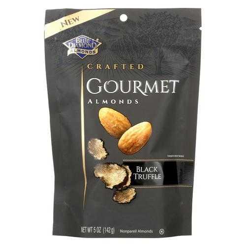 Blue Diamond Almonds - Black Truffle - Case of 6 - 5 oz.