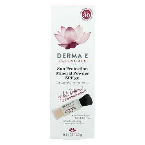 Derma E Sunscreen - Ash Deleon - Case of 1 - .14 oz.