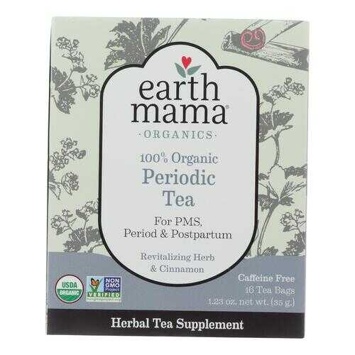Earth Mama - Organic Tea - Periodic - 16 Count