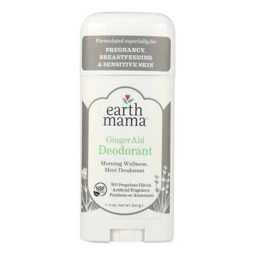 Earth Mama - Deodorant - Ginger Aid - 3 oz.