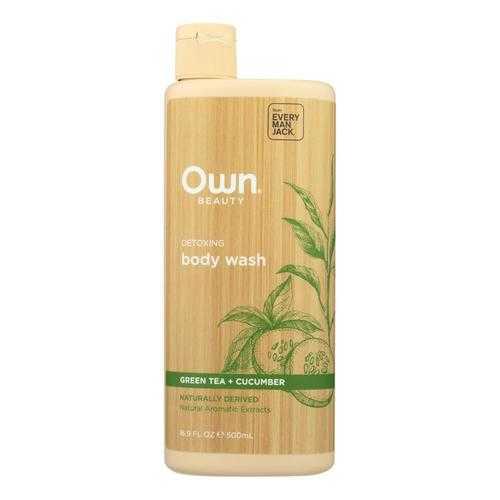 Own - Body Wash Green Tea Cmbr - 1 Each - 16.9 FZ