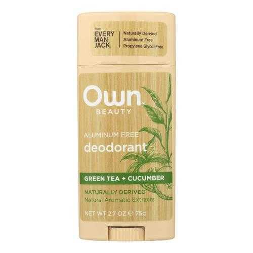 Own - Deodorant Green Tea&cucumber - 1 Each - 2.7 OZ