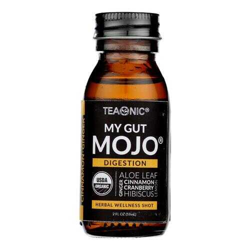 Teaonic - Tea My Gut Mojo - Case of 6 - 2 FZ