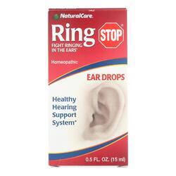 Natural Care RingStop Eardrops - 0.5 fl oz