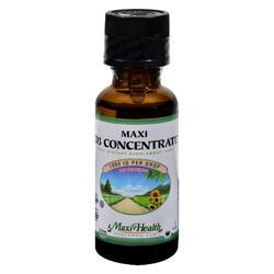 Maxi Health Maxi D3 Concentrate - 1000 IU - 1 fl oz