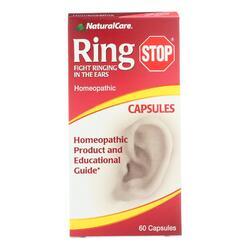 Natural Care Ring Stop - 60 Capsules