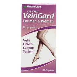 Natural Care Ultra Vein-Gard - 60 Capsules