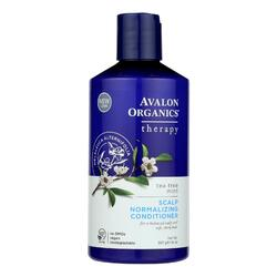 Avalon Organics Treatment Conditioner Tea Tree Mint - 14 fl oz
