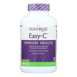 Natrol Easy-C with Bioflavonoids - 500 mg - 240 Vegetarian Capsules