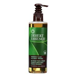 Desert Essence - Thoroughly Clean Face Wash - Original - 8.5 fl oz