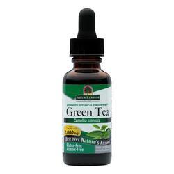 Nature's Answer - Green Tea Alcohol Free - 1 fl oz