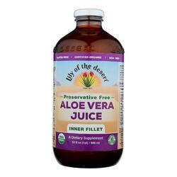 Lily of the Desert - Aloe Vera Juice - Inner Fillet - 32 fl oz