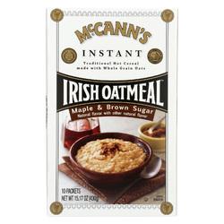 McCann's Irish Oatmeal Maple Brown Sugar - 15.17 oz.