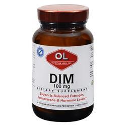 Olympian Labs DIM - 100 mg - 60 Capsules