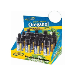 Category: Dropship Botanicals And Herbs, SKU #0496919, Title: North American Herb and Spice Display Travel Oreganol - Case of 12 - .25 oz