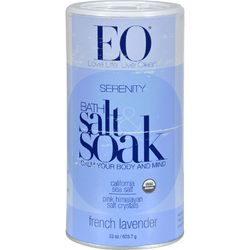 EO Products - Bath Salts French Lavender - 21.5 oz