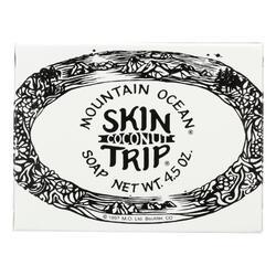 Mountain Ocean - Skin Trip Soap - Coconut - 4.5 oz.