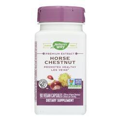 Nature's Way - Horse Chestnut Standardized - 90 Capsules