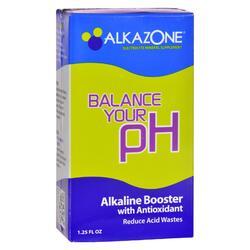 AlkaZone Alkaline Booster Drops with Antioxidant - 1.2 fl oz