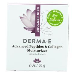 Derma E - Peptides Plus Wrinkle Reverse Creme - 2 oz.