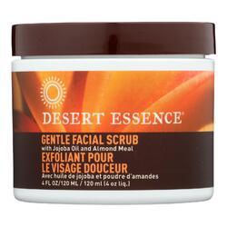 Desert Essence - Facial Scrub Gentle Stimulating - 4 fl oz