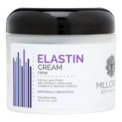 Mill Creek Botanicals Elastin Cream - 4 oz