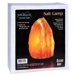 Himalayan Crystal Salt Lamp - 1 Lamp