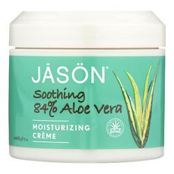 Jason Ultra-Comforting Aloe Vera Moisturizing Creme - 4 oz