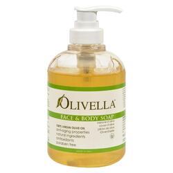 Olivella Face and Body Soap - 10.14 fl oz